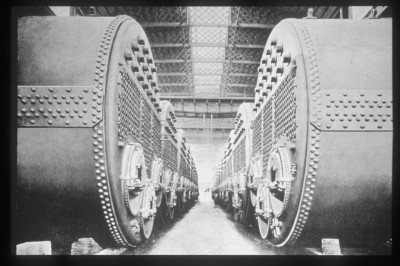 RMS Titanic's Boilers