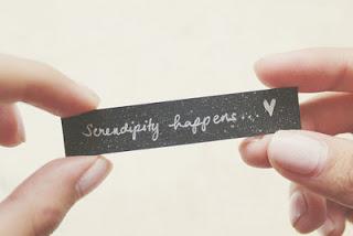 Serendipity Happens !!!