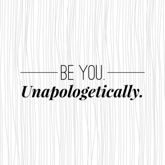 Unapologetically I